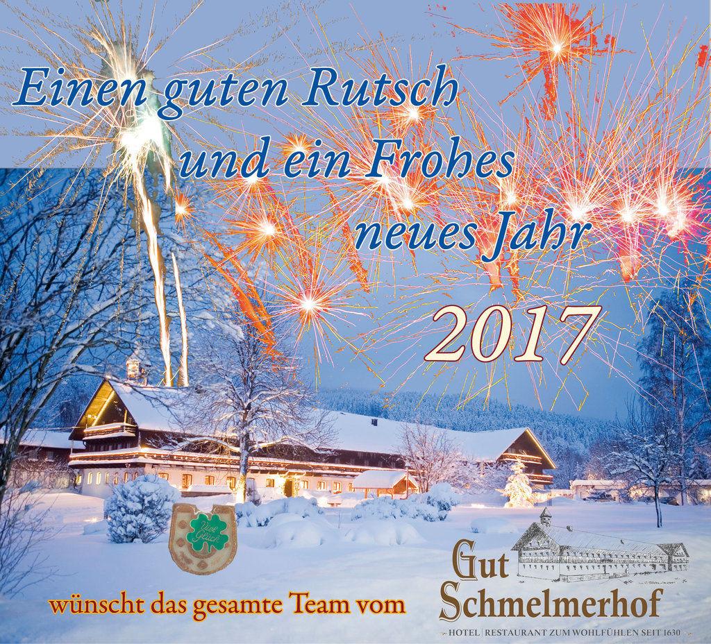 Gutes neues Jahr 2017!