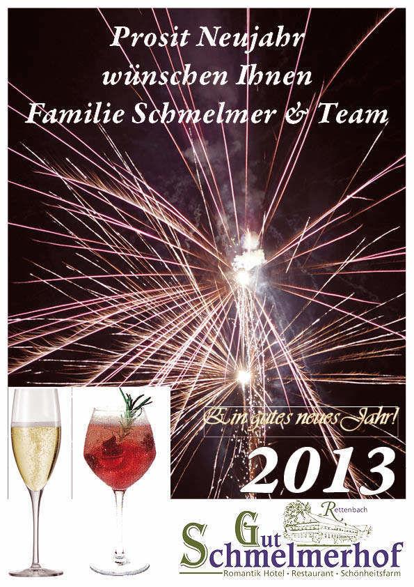 Gutes neues Jahr 2013!